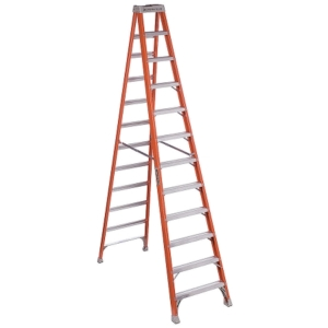 Louisville 12' Fiberglass Step Ladder