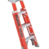 Louisville Step to Shelf Ladder 4' 300lbs. Capacity