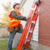 Louisville Step to Shelf Ladder 6' 300lbs. Capacity