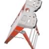 Louisville Step to Shelf Ladder 12' 300lbs. Capacity