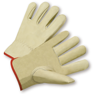 Keystone Thumb Select Grain Cowhide Driver Gloves, Dozen
