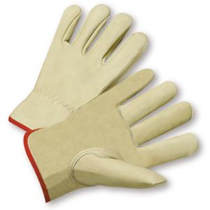 Keystone Thumb Select Grain Cowhide Driver Gloves, Dozen