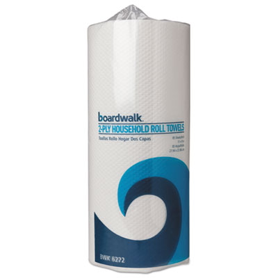 Paper Towel Rolls, Perforated, 2-Ply