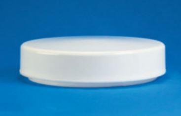 """Acrylic White Drum Lens H- 2.81"""" DIA- 11.20"""""""