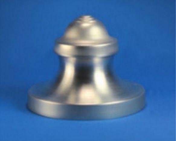 """Aluminum Top H-9.13"""" ID- 11.66"""""""
