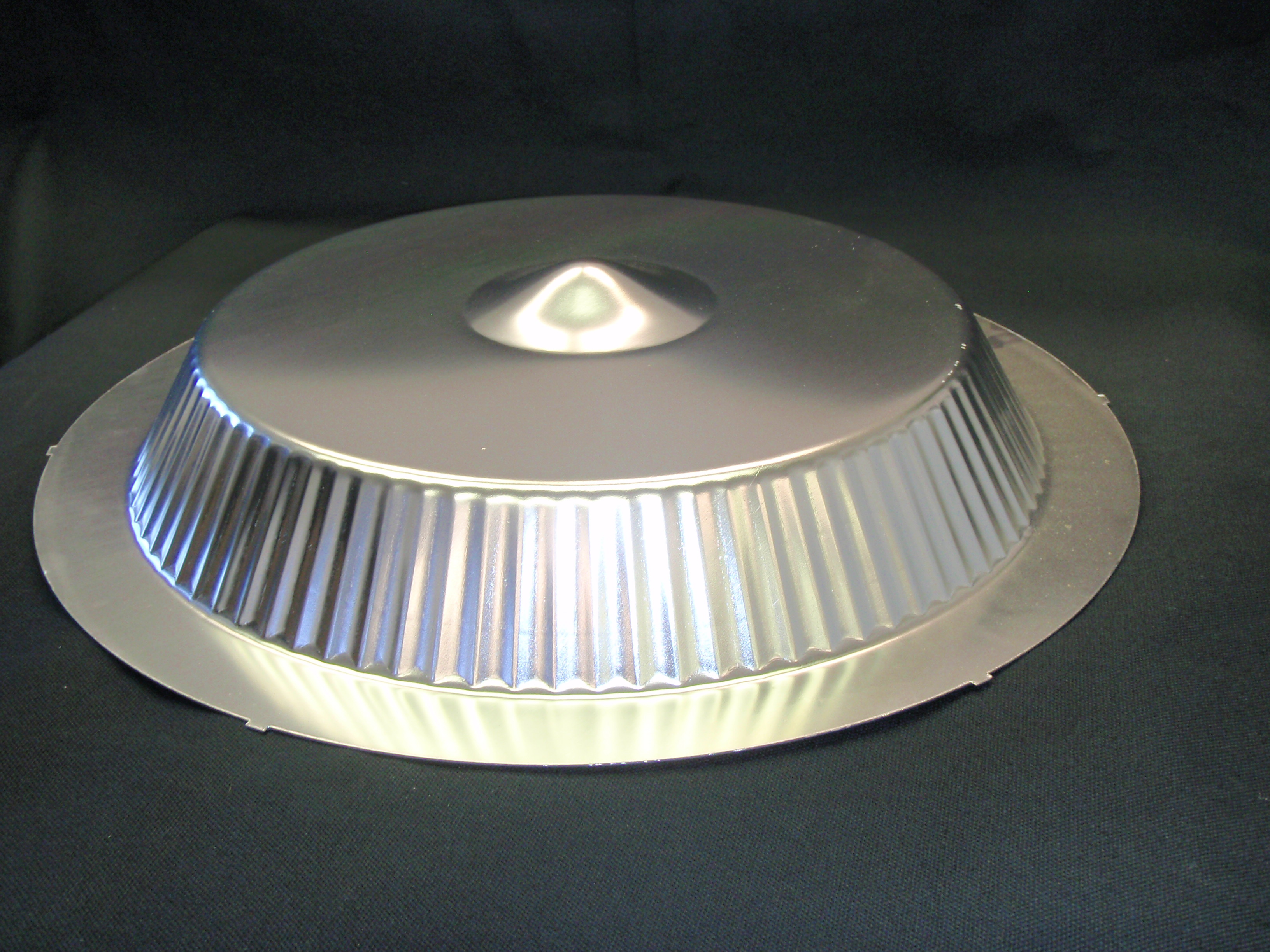 Non-perforated Optical Refractor Lite Lid DIA- 15.15""