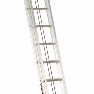 Louisville 32' Aluminum Extension Ladder 300lbs. Capacity