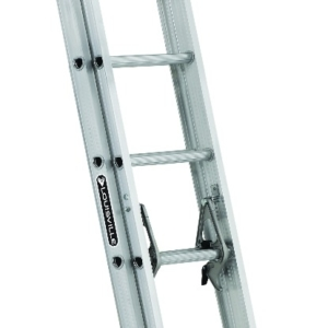 Louisville 16' Aluminum Extension Ladder 250lbs. Capacity