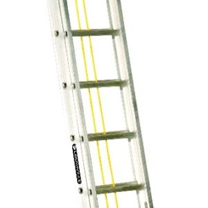 Louisville 24' Aluminum Extension Ladder 250lbs. Capacity