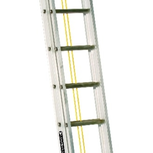 Louisville 28' Aluminum Extension Ladder 250lbs. Capacity