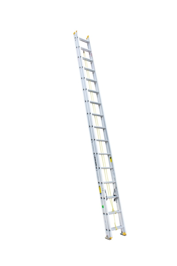 Louisville 32' Aluminum Extension Ladder 250lbs. Capacity