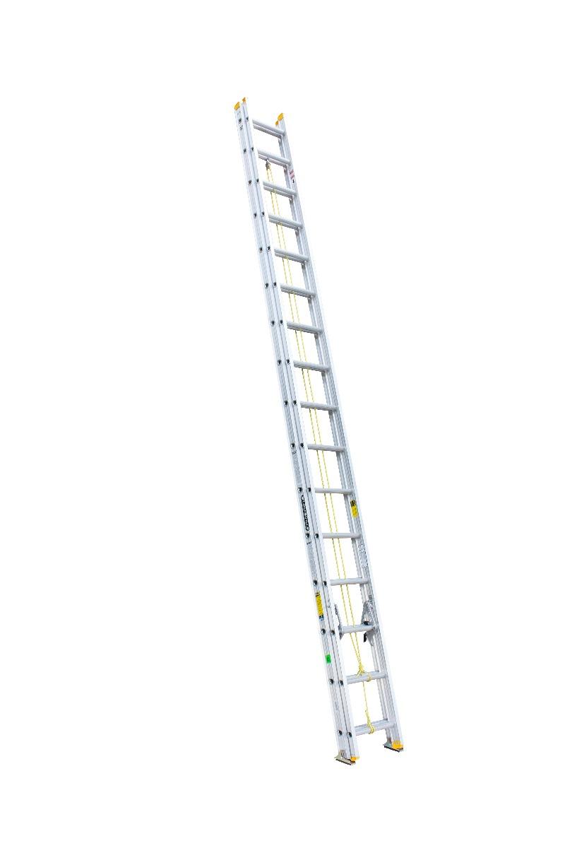 Louisville 32' Aluminum Extension Ladder 250lbs. Capacity