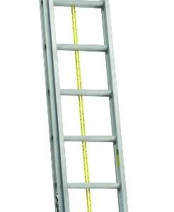 Louisville 36' Aluminum Extension Ladder 250lbs. Capacity