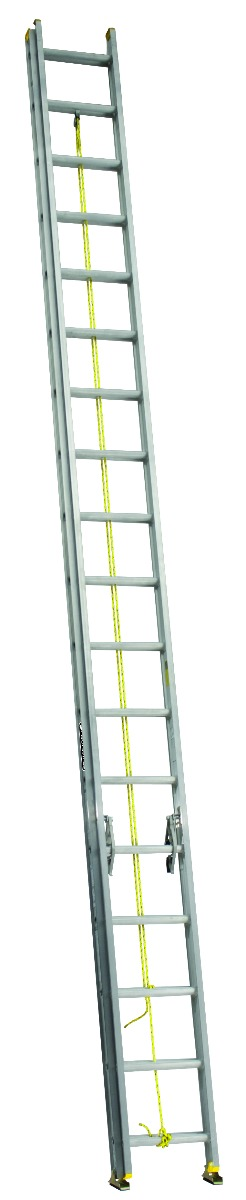 Louisville 36' Aluminum Extension Ladder 250lbs. Capacity