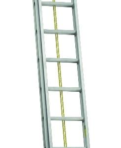 Louisville 40' Aluminum Extension Ladder 250lbs. Capacity