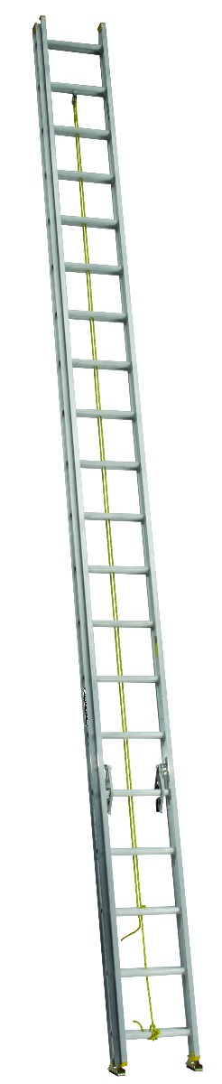 Louisville 40' Aluminum Extension Ladder 250lbs. Capacity