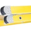 Louisville 6' Fiberglass Step to Straight Ladder 375lb. Capacity