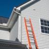 Louisville 16' Fiberglass Extension Ladder 300lbs. Capacity