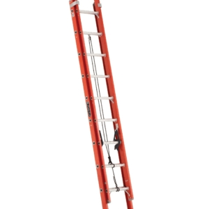 Louisville 20' Fiberglass Extension Ladder 300lbs. Capacity