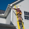 Louisville 16' Fiberglass Extension Ladder 375lbs. Capacity