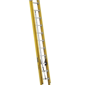 Louisville 24' Fiberglass Extension Ladder 375lbs. Capacity