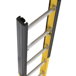 Louisville 20' Fiberglass Extension Single Manhole Ladder 375lbs. Capacity