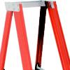 Louisville 2' Fiberglass Platform Ladder 300lbs. Capacity