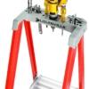 Louisville 8' Fiberglass Pro Platform Ladder 300lbs. Capacity