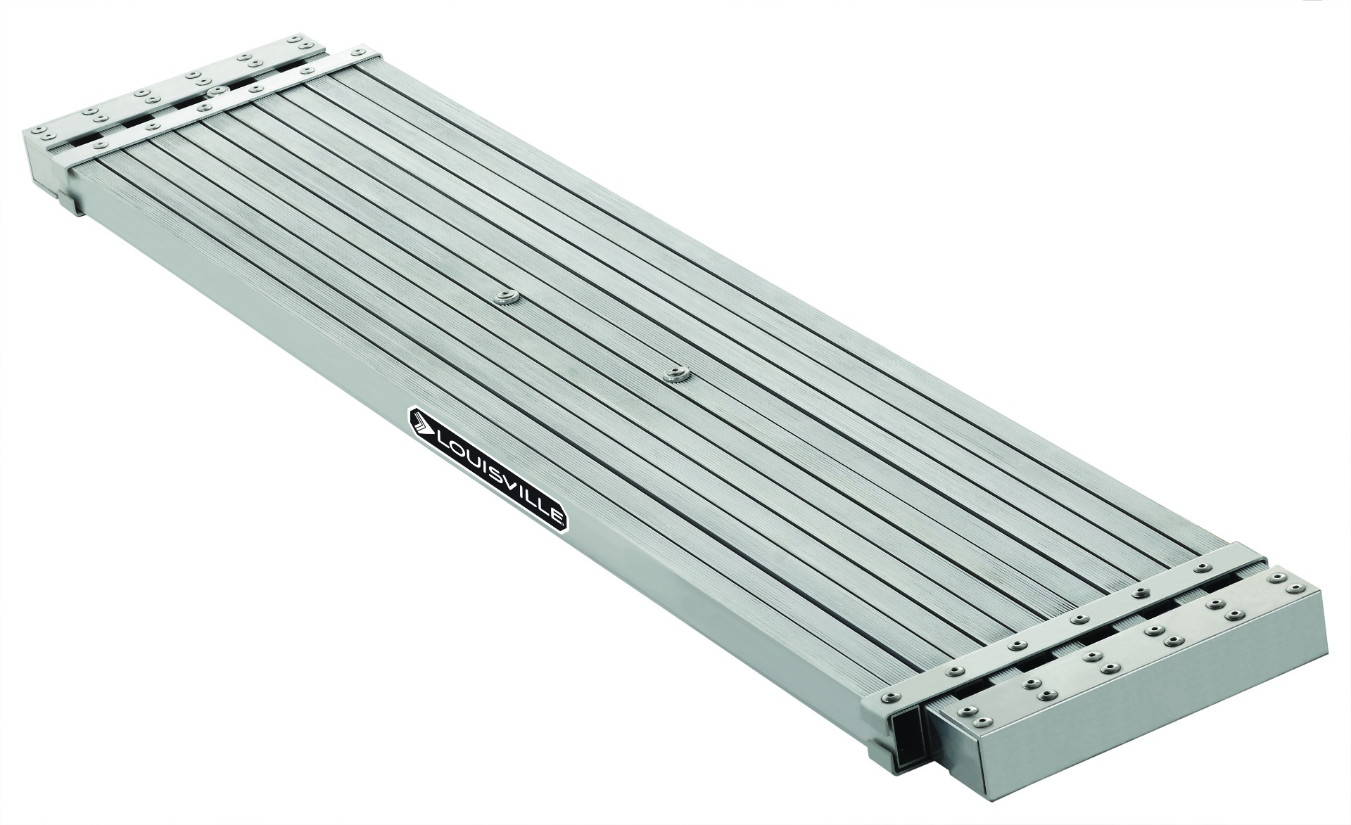 Louisville 9' Aluminium Medium-Duty Telescoping Plank 250lb. Rated