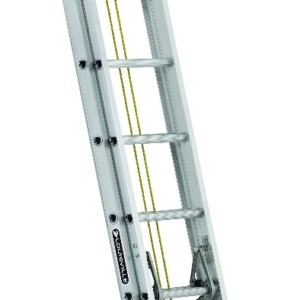 Louisville 20' Aluminum Extension Ladder 250lbs. Capacity
