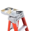 Louisville 8' Fiberglass Step Ladder 300lb. Rated
