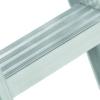 "Louisville Aluminum Attic Step Ladder 22 1/2"" X 54"" Rough Opening - Elite Series 375lbs. Capacity"