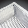 20X20 Injection Molded Drop Lens