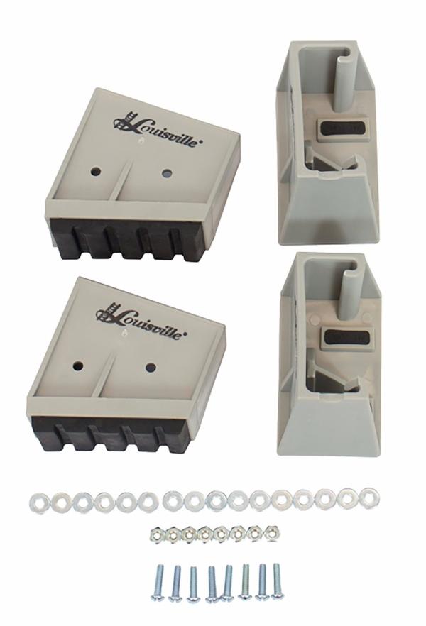 Louisville Ladder Shoe Kit (4/kit)
