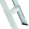 "Louisville Aluminum Attic Step Ladder 22 1/5"" X 54"" Rough Opening - Pinnacle Series 375lbs. Capacity"