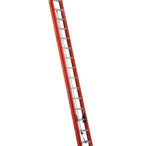 Louisville 32' Fiberglass Extension Ladder 300lbs. Capacity