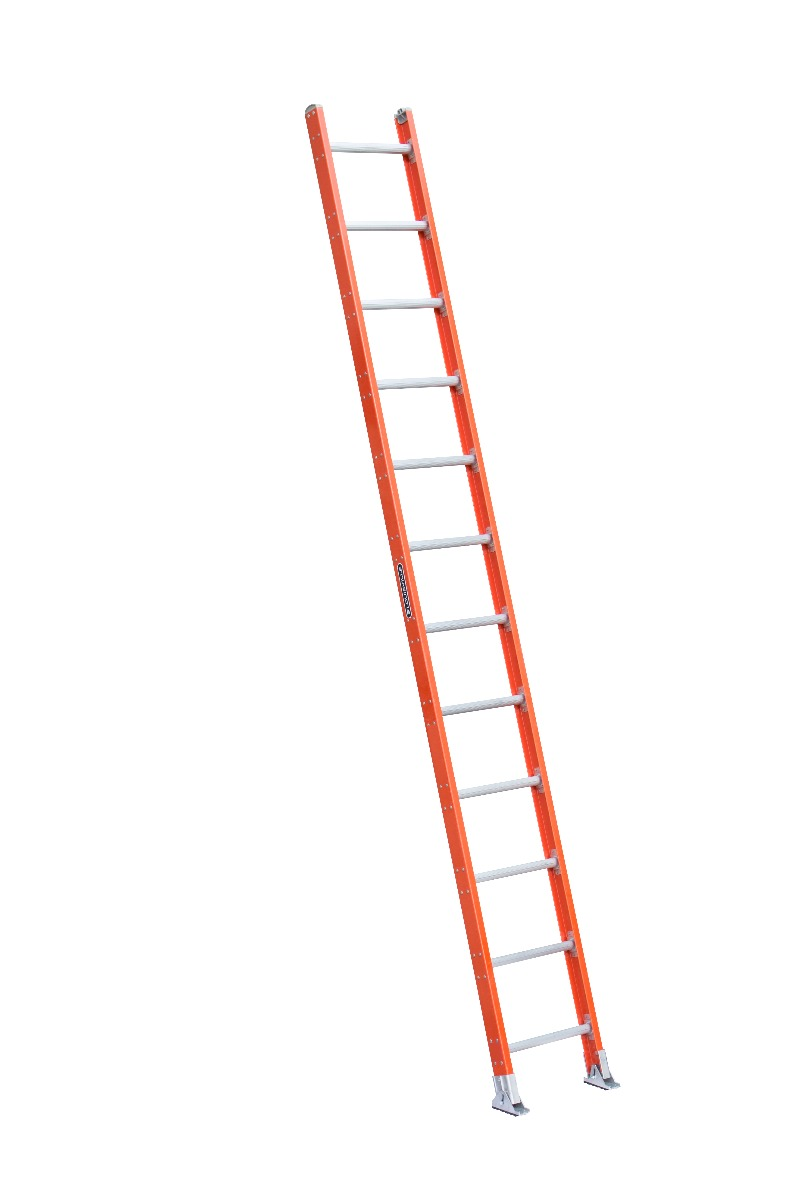 Louisville 16' Fiberglass Extension Single Ladder 300lbs. Capacity