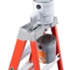 Louisville 7' Fiberglass Step Ladder